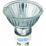 Halogenová žárovka s paticí GU10, 50 W, 230 V, 3ks v balení