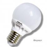 LED Teslux B60 - E27 - 5,5W-3000K, 470 Lumen