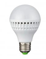FULGUR LED žárovka 7W 4000K s mikrovlnným senzorem uvnitř